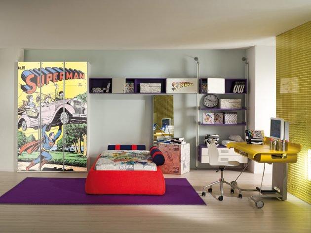 σχέδια παιδικού δωματίου15