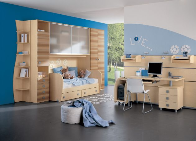 σχέδια παιδικού δωματίου6