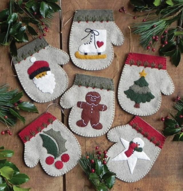 Ραφτά Χριστουγεννιάτικα στολίδια4
