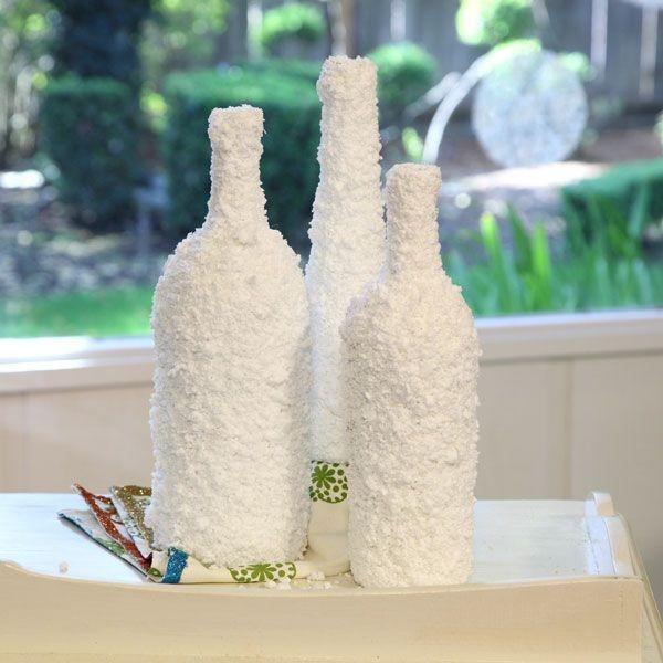 DIY Χριστουγεννιάτικη διακόσμηση από γυάλινα μπουκάλια31