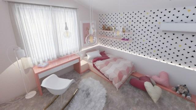 Μοντέρνα σχεδίαση παιδικού δωματίου15