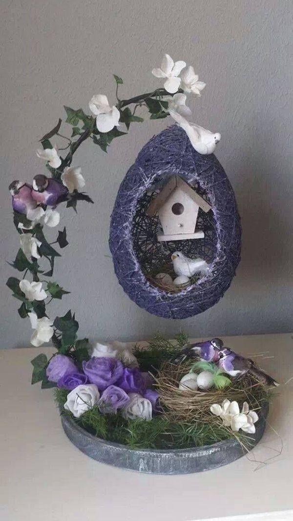 texnotropies.info Πασχαλινά διακοσμητικά αυγά από νήματα14