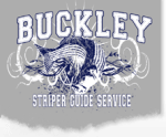 Buckley Striper Guide Service