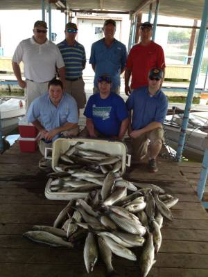 Texoma Mark | Lake Texoma Fishing Guide