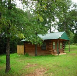 Texoma Cabin Vacation Rental