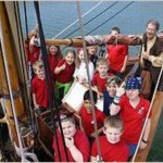 Tour a Pirate Ship