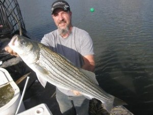 Red River Striper Guide Service