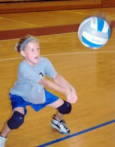 Pre-Teen Volleyball League