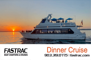 Lake Texoma Dinner Cruise