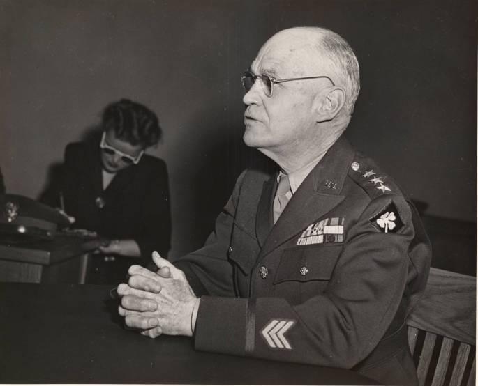 File Photographs Folder 3 - DeWitt Gives Testimony April 13 1943