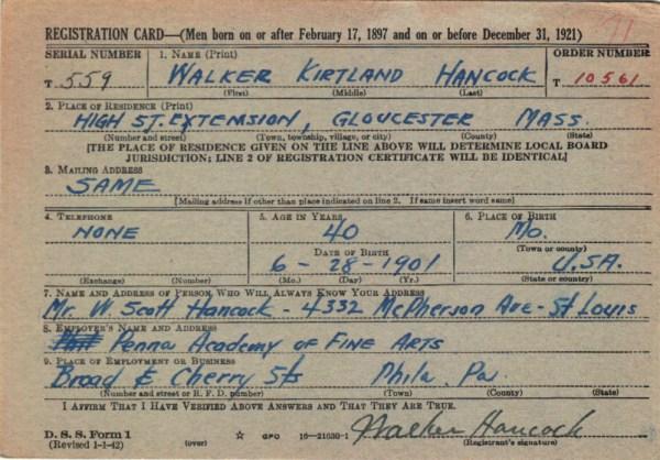 Hancock, Walker Kirtland (1) sss