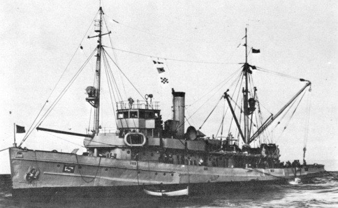USS Ortolan