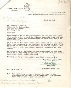 10_Correspondence March 4, 1943