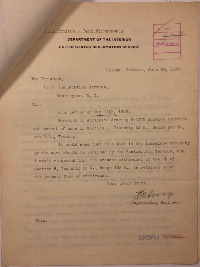 Image of June 24 Letter