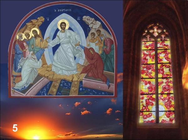Les sacrements, don de la Vie du ressuscité...
