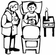 Cliquer ici pour télécharger un livret pour porter la communion aux malades