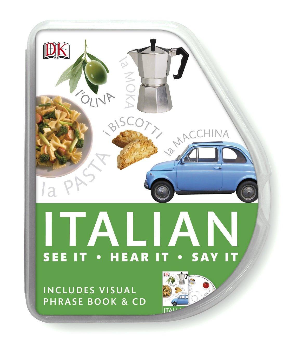 Dk Italian Visual Phrase Book