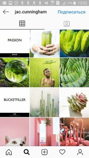 Anatomy of Instagram profiles: ways to create an account