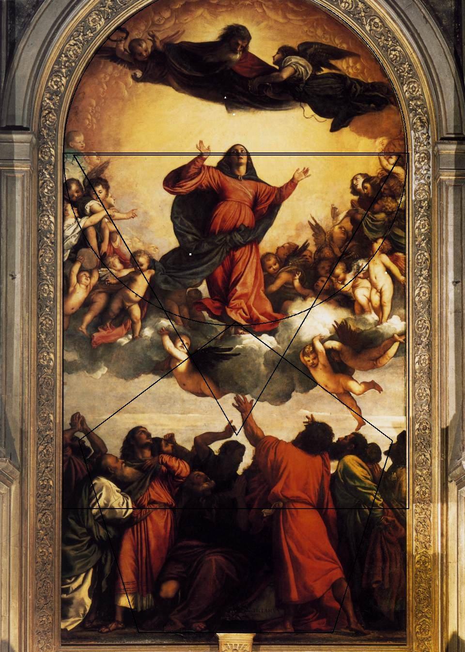 peintures renaissance perspective