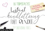 Instant Hand Lettering 553821