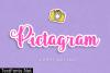 Pictagram Font