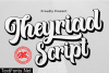 Theyriad Font