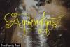 Ayuningtyas Font