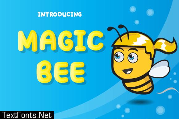 Magic Bee Font