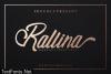 Rallina Font