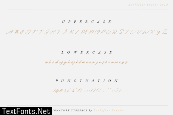 The Essential Font
