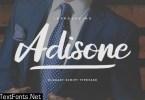 Adisone Font