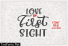 Love at First Sight Font