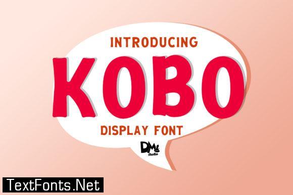 Kobo Font
