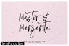 Master & Margarita Font