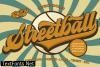 Streetball Font