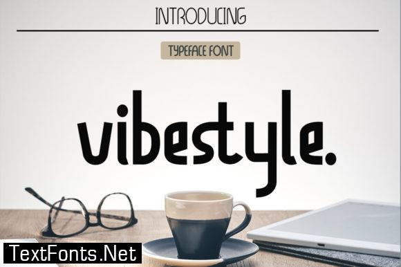 Vibestyle Font