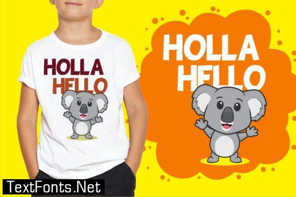 Koala Namu Font