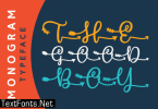 The Good Boy Font