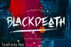 Blackdeath Font