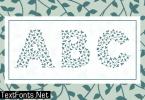 Herbaceous Border Font