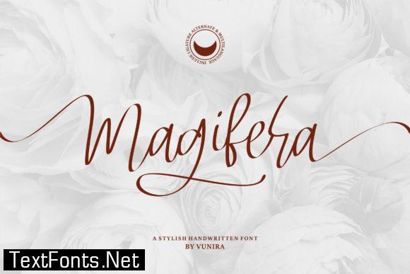 Magifera Font