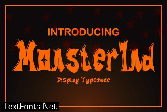 Monsterind Font