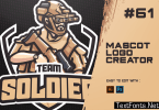 SOLDIER - E-Sports Logo Creator