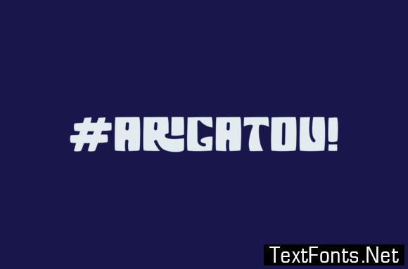 Arthos Family Font