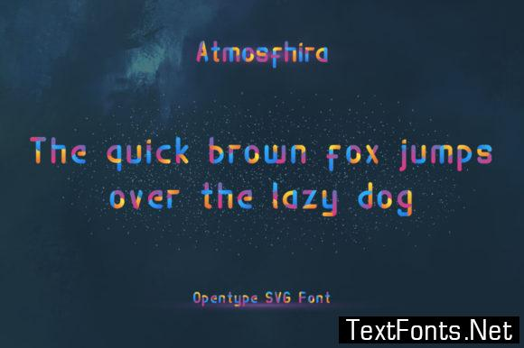 Atmosfhira Font