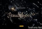 Beauty Lope Font