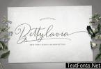 Bettylavia Font