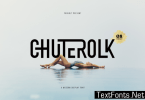 Chuterolk Font