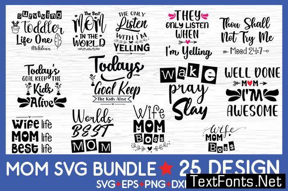 Download Mom Quotes Bundle 5003001