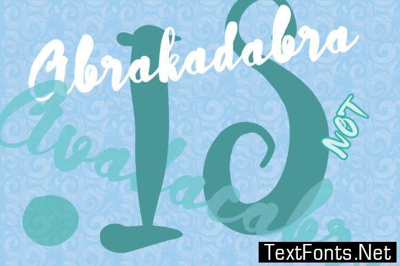 Sambalado Script Font
